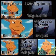 Dragonite Meme - charizard speaks to the creator pok礬memes pok礬mon pok礬mon go
