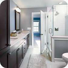 Bathroom Designs Grey Bathrooms Design Vanity With Grey Marble Top And Rectangular