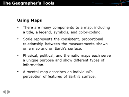 Map Legend Symbols The Geographer U0027s Tools Globes And Map Projections A Globe Is A