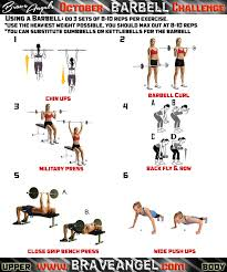 week 4 workout routines upper body upper body workouts and