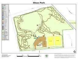 Map Of Ann Arbor Michigan dog parks