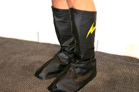 halloween boot covers how to make costume boot covers with pictures ehow