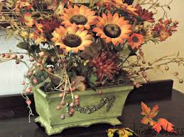 decorating for fall mrs hines class fall home decor flowers autumn seasonal decor foyer entry