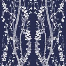 modern tempaper self adhesive wallpaper burke decor branches in