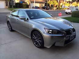lexus gs f sport nebula gray just got my 2015 gs350 f sport atomic silver page 6 clublexus