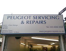 peugeot dealers london peugeot servicing u0026 repairs london garage services 3 reviews