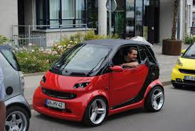 pimped out smart car smart fortwo crossblade new technology pinterest smart