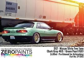 nissan paints 60ml zp 1065 zero paints