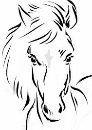 head horse coloring pages free 582 printable coloringace