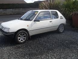 peugeot 205 trio diesel in killyleagh county down gumtree