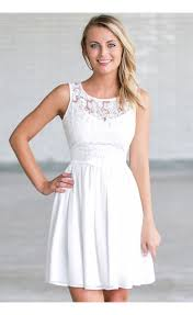 ivory lace rehearsal dinner dress off white lace sundress lily