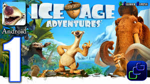 ice age adventures android walkthrough gameplay 1