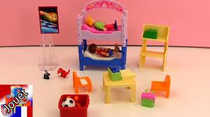 chambre enfant playmobil chambre colorée d enfants playmobil 5306 dollhouse unboxing und demo
