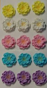 Easy Icing Flowers - royal icing flowers recipe royal icing flowers icing flowers
