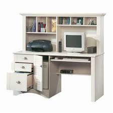 Harbor View Computer Desk With Hutch by Sauder Edge Water Computer Desk Awesome Amazon Sauder Harbor View