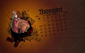 november 2006 calendar by kriegs on deviantart