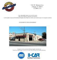 lexus body shop chicago auto repair service shops 60634 best auto repair shops in chicago