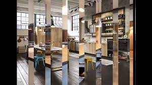 30 cool industrial kitchen designs that inspire youtube