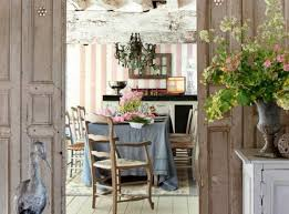 country homes interior shabby chic french country dining room ideas home interior