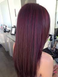 mahogany red hair with high lights some red with mahogany also done by me love my job instagram