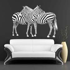 zebra stickers for walls all about wall zebra wall decals winda furniture