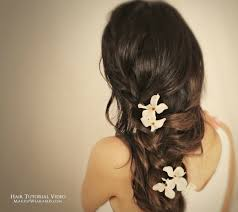 2 most romantic curly half up hairstyles updos hair tutorial video