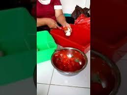 membuat telur asin berkualitas telur asin bebek berkualitas 08992940133 youtube