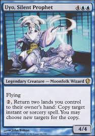 the game that never ends mono blue chaos edh commander edh