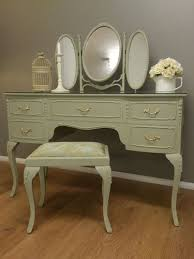 Shabby Chic Vanity Table by Dressing Table Vintage French Louis Style Shabby Chic Hand Painted