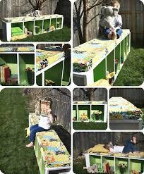 Backyard Storage Solutions 24 Ingenious And Practical Diy Yard Storage Solutions