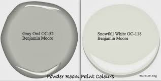Half Bathroom Paint Ideas by Rustic Maple Half Bath Painted Gray Owl