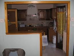 ouverture cuisine sur sejour ouverture entre cuisine et salle a manger ouverte sur la 3 5167385