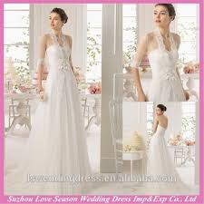 Low Price Wedding Dresses Wd9116 New Design With Low Price Long Sleeve Lace Jacket Simple