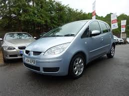 mitsubishi car 2005 used 2005 mitsubishi colt 1 2cc equippe 5dr for sale in east