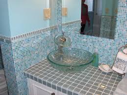 Teal Tile Backsplash by Home Decor Other Products