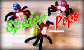 how to make spider lollipops halloween candy life hacks youtube