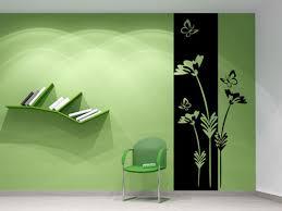 wandgestaltungen mit farbe kreative wandgestaltung ideen ruaway