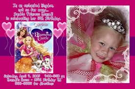 barbie birthday invitations u2013 gangcraft net