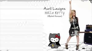 avril lavigne kitty metal rock version opening