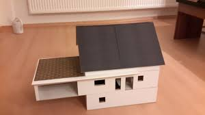 Grundst K Haus Unser Haus Als Modell Im Maßstab 1 25 Yet Another Baublog