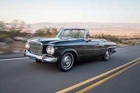 classic volvo convertible 1962 1963 studebaker lark daytona collectible classic car