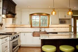 two tone cabinets in kitchen kitchen spice with rack also bookshelf and two tone kitchen