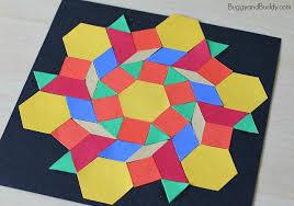 pattern blocks math activities pattern block turkey craft for kids buggy and buddy