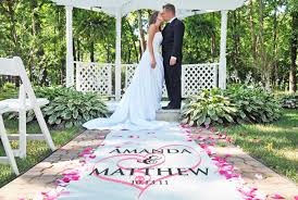 wedding runner carpet aisle runner for outdoor wedding meze