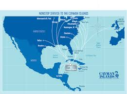 Washington Dc Airports Map by Getting Here Caribbean Getaway Cayman Islands Flights Cayman