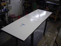 folding table sign 6 steps