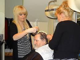 husbands permed hair perm your husband steeve in my hair salon ilet fr flickr