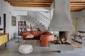 Modern Country Homes Interiors Country House In Morocco