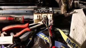 electric fan conversion installation in a volvo 240 1984 volvo