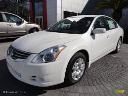 2012 Nissan Altima 2 5s Horsepower 2012 Winter Frost White Nissan Altima 2 5 S 61113129 Gtcarlot